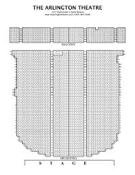 Veritable Microsoft Theatre Seating Chart Fred Kavli Seating