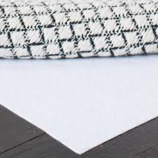 safavieh carpet to carpet white 9 ft x 12 ft rug pad pad125 9 the home depot