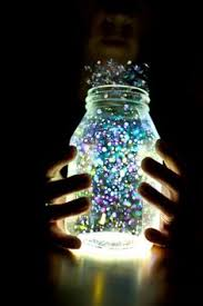 lighting in a jar. A Glowing Fairy Jar Is Unique Way To Light Up The Night. You Can Lighting In D