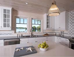 Nautical Themed Kitchen  TechethecomCoastal Kitchen Backsplash Ideas