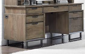 contemporary credenza desk with s and usb port
