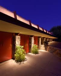 frank lloyd wright outdoor lighting. The Exterior Of Music Pavilion. Frank Lloyd Wright Outdoor Lighting S