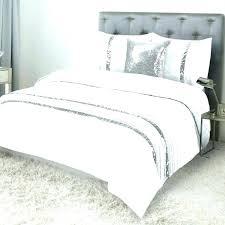 metallic bedding sets comforter sets comforter sets nursery glitter bedding set in conjunction with black white