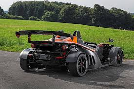 Official: KTM X-Bow R Limited Edition by Wimmer RST - GTspirit