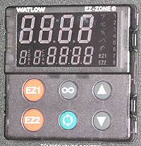 controllers watlow ez zone pmil integrated controller