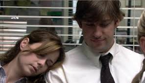 in college as explained by the office oversleeping in college as explained by the office