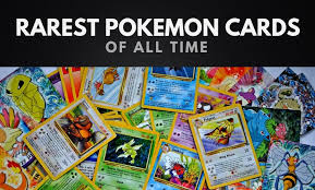 Pokemon Card Value Chart