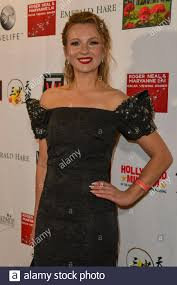 Los Angeles, Ca. 9th Feb, 2020. Ieva Georges at the Roger Neal and Maryanne  Lai Oscar Viewing Dinner at the Hollywood Museum in Los Angeles, California  on February 9, 2020. Credit: Damairs
