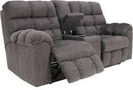 fabric recliner sofa. Plush Fabric Reclining Sofa Recliner
