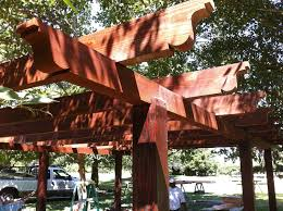 wood patio covers. Open Air Wood Patio Covers-Lodi Covers