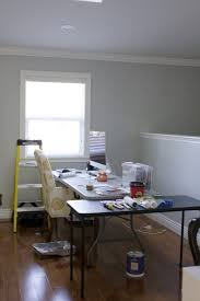 One Room Challenge The Office Is Painted simply organized