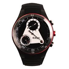 online buy whole watch temperature compass from watch ezon watches multifunction system class mountaineering compass altitude temperature two waterproof men s watches h603a