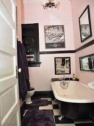spectacularly pink bathrooms that bring