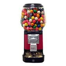 Ball Vending Machine Cool Ultra Classic Gumball Machine With Cash Drawer Bubble Gum Machine