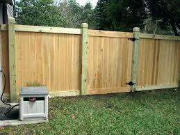 horizontal wood fence.  Fence Modern Privacy Fence Horizontal Wood Panels  Black Fences Throughout Horizontal Wood Fence D