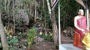 เร่งช่วยพระธุดงค์ติดถ้ำพระไทรงามหลังฝนตกน้ำท่วมออกไม่ได้