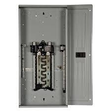 siemens pl series 150 amp 20 space 30 circuit main breaker indoor 150 amp 20 space 40 circuit main breaker load center