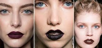 fall winter 2016 2016 makeup trends black lips1 c3e 650x310