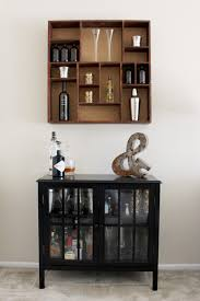 full size of home interior and furniture for bar living room design idea black wood lacquer