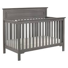 rustic crib furniture. DaVinci Autumn 4-in-1 Convertible Crib, Slate Rustic Crib Furniture