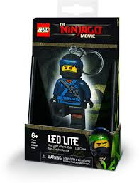 LEGO The Ninjago Movie Jay Key Light- Buy Online in Antigua and Barbuda at  Desertcart