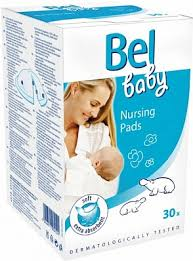 Купить <b>Bel</b> Baby Nursing Pads - <b>вкладыши в бюстгалтер</b> 30 шт ...