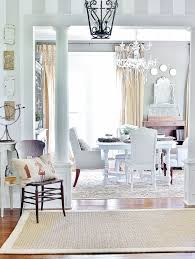 Light Gray Wall Paint Living Room Front Entry Gray And Whte Stripes Dining Room Light Gray