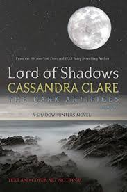 cie clare released a new snippet from lord of shadows book two of the dark artifices trilogy in celebration of reaching 800 000 followers on twitter