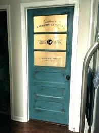 glass laundry door sliding laundry door laundry room door ideas laundry room door change to self glass laundry door