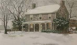 Father's Farewell – Eric Mohn Watercolors