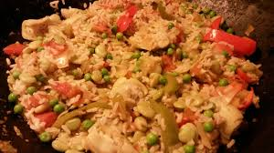 paella from dr john mcdougall at s drmcdougall misc 2006nl sept recipes htm