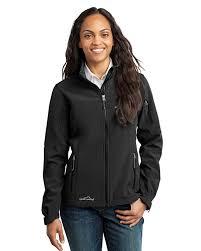 Eddie Bauer Eb531 Soft Shell Jacket For Women