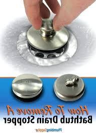 how to remove bathtub plug how do i remove a bathtub stopper how to remove a bathtub drain stopper install bathtub plug
