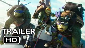 Teenage Mutant Ninja Turtles 2 Official ...