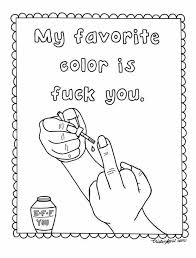 Pin By Edna M On Adult Swear Words Coloring Pages Adult Coloring
