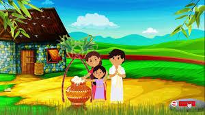Happy Pongal greetings 2021 - YouTube