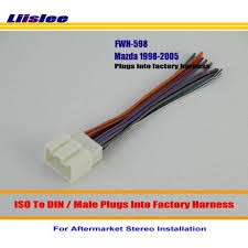din wire harness everything about wiring diagram • liislee car wiring harness for ford explorer mustang ranger rh aliexpress com pioneer double din wire harness wire harness assembly