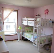 bedrooms for girls with bunk beds. Unique Bunk Pink Bunk Beds Boy Girl Kids Bed With Desk White Intended Bedrooms For Girls S