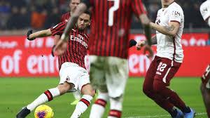 Milan-Torino in Diretta tv e Live-Streaming - Coppa Italia ...