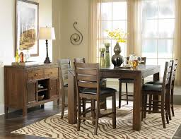 Beautiful Rustic Dining Room Sets For Your Home NashuaHistory - All wood dining room sets