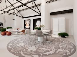 round living room rugs sectional with huge rug i like the
