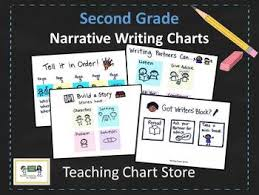Second Grade Narrative Writing Small Moments Charts Lucy Calkins Inspired