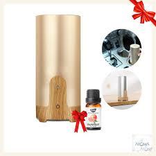 Máy khuếch tán tinh dầu ô tô GX-B02 thay thế cho nước hoa ô tô, xông tinh  dầu thơm, phun sương để khử mùi xe hơi cao cấp
