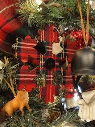 Plaid Christmas Tree Tally Ho Ho Ho Equestrian Decor Is Huge For The Holidays Nell