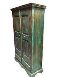 luxury wooden furniture storage. Green Armoire Furniture Lovely Antique Storage Cabinet Distressed Wooden Luxury