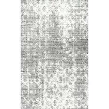 area rug nuloom rugs moroccan blythe 8 x 10 grey n