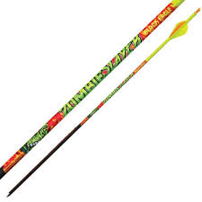 Zombie Slayer Crested Arrows Pack Of 6