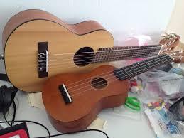 yamaha ukulele. file:yamaha gl-1 guitarlele and mahalo u50 soprano ukulele (2014-04 yamaha