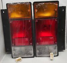 isuzu npr tail lights isuzu npr nkr nlr tail lamp rear back lamp pair fit 93 03 2 pcs