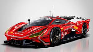 How much does the 2021 ferrari 488 gt modificata cost? Official Ferrari Will Race A Hypercar At Le Mans Top Gear